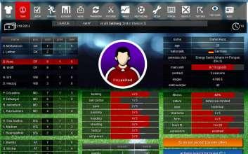 Menedżer piłkarski online Milanówek